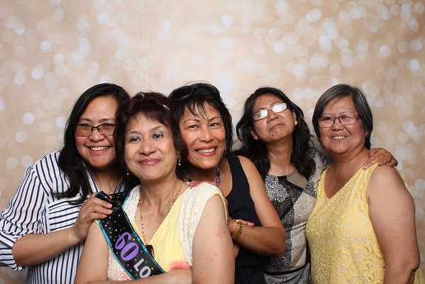 Marilou's Surprise 60th Birthday!