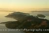Belvedere Tiburon Aerial Picture
