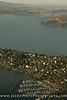 Belvedere Island and the Golden Gate Bridge