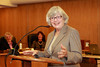 Congresswoman Lynn Woolsey speaks at the Marin County Civic Center for a special Board of Supervisors meeting where she received many accolades for her 20 years of service in Congress, in San Rafael, Calif. on Tuesday, October 23, 2012.(Special to the IJ/Jocelyn Knight)