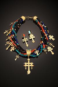 Jesse Monongye, Navajo/Hopi Jeweler