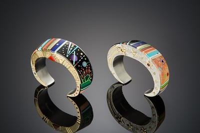 Jesse Monongye, Navajo/Hope Jeweler