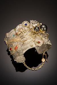 Jesse Monongye  Navajo/Hopi Jeweler