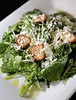 Baby Kale Caesar salad with croutons and parmsean cheese at Cafe Verde in Corte Madera near Corte Madera Town Park , on Friday, December 28, 2012.(Special to the IJ/Jocelyn Knight)