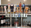 Several beers are on tap at Cafe Verde in Corte Madera near Corte Madera Town Park , on Friday, December 28, 2012.(Special to the IJ/Jocelyn Knight)