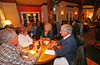 Discussing the choices for dessert at the Lark Creek Tavern in Larkspur, Ca on Friday, October 29, 2010, are (left to right,) David Gullion,M.D., Maureen Corcoran, J.D., Linda Joy Hummel, PHD, and Maurice Levois. Guillion and Hummel live in Tiburon, Levois and Corcoran live in Kentfield, CA.(Special to the IJ/Jocelyn Knight)