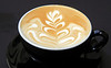 Barristas make an art of a cafe latte at the Sweetwater Music Hall Cafe in Mill Valley, Calif. on Wednesday, May 2, 2012.(Special to the IJ/Jocelyn Knight)