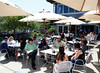 The patio area of Terrapin Crossroads during a Sunday brunch May 5, 2012.(Special to the IJ/Jocelyn Knight)