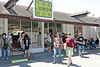 The Lunch Box is a popular take-out spot near the Post Office on Calle Del Mar in Stinson Beach, Calif. on Saturday, May 26, 2012. (Special to the IJ/Jocelyn Knight)