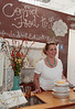 Owner and Chef Susan Lustenberger at The White Rose Ranch in Novato, Calif. on Thursday, August 9, 2012.(Special to the IJ/Jocelyn Knight)