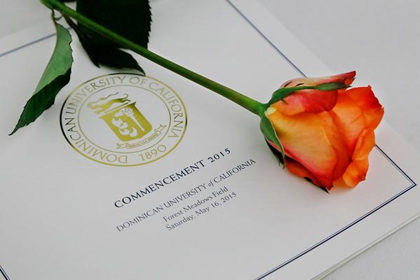Dominican University Commencement