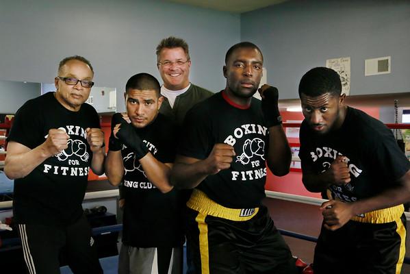 Marin City Boxing Club