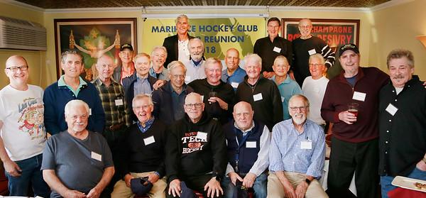 Marin Ice Hockey Reunion 2018