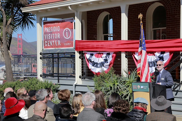 Presidio Visitor Center