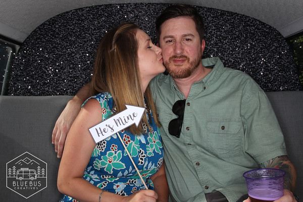 We had an awesome time snapping photos and celebrating Marina & Pat's wedding! Congrats to the newlyweds!  Love this photo? Head to findmysnaps.com/Marina-Pat to order prints and more!  Looking for an awesome photo booth for your next event? Head to bluebuscreatives.com for more info.