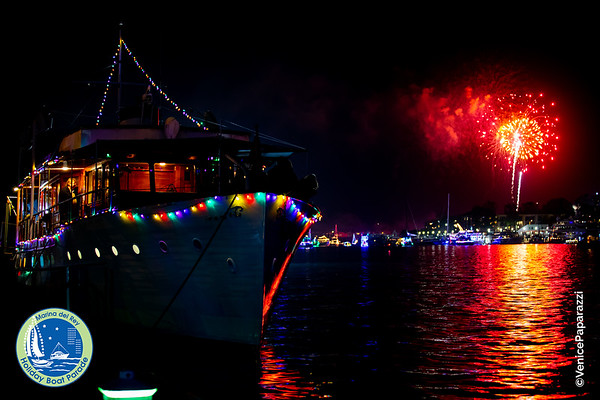 2019 Marina del Rey Holiday Boat Parade - All event pics