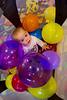 Mia in balloons - 2015-11-01
