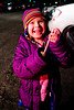 Mia excited about Santa and a candy cane 1 - 2016-12-19