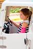 Mia in a truck 3 - 2016-08-10