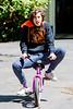 Alan impressive bike skills - 2017-05-07