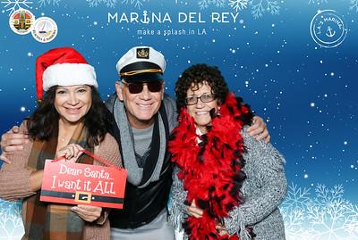 Marina del Rey, California. #Ilovemdr  #MarinaLights Photo booth by VenicePaparazzi.com