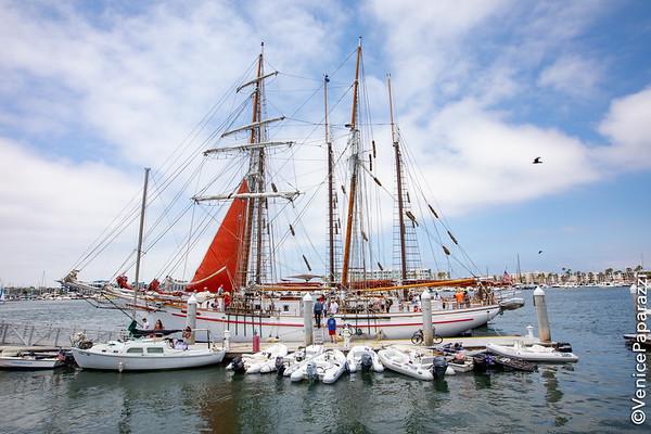 2019 Discover Marina del Rey.  #ilovemdr