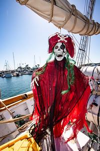 Marina SPOOKTACULAR.  Photo by Venice Paparazzi