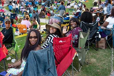 Leela James at Marina del Rey Summer Concert Series. Photo by Venice Paparazzi