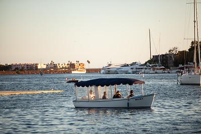 Marina Movie Nights at Burton Chase Park.  Photo by Venice Paparazzi
