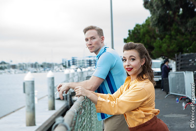 MDR Symphony | Kiss Me, Kate at Marina del Rey Summer Concert Series.  Photo by Venice Paparazzi