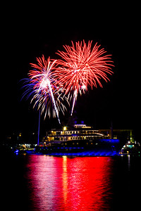 Marina del Rey's New Year's Eve Fireworks and Glow Party.  #ilovemdr.  © VenicePaparazzi.com