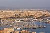 Mallorca, Club Nautico with cathedral