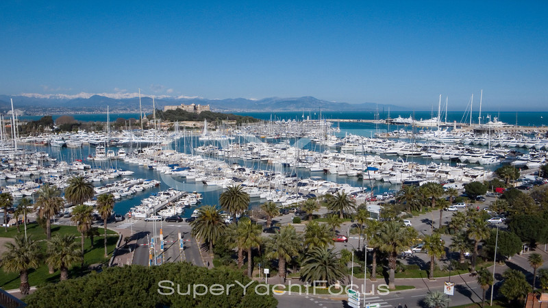 Port Vauban,Antibes