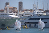 Yachts, Port Vauban, Antibes
