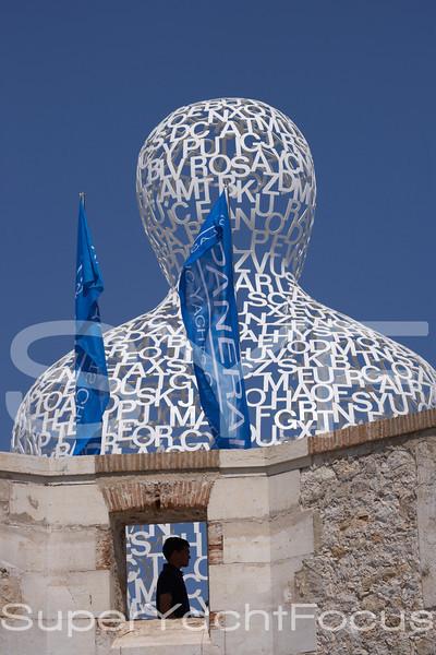 Sculpture,Antibes