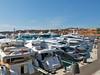 Yachts in Port Adriano, Mallorca