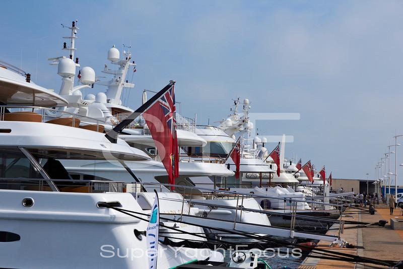 Superyachts,Antibes