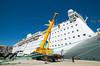 Cruise ship, Mallorca