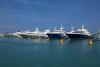 Antibes superyachts