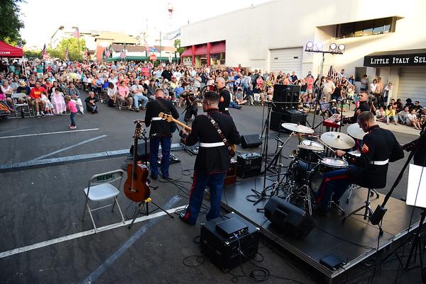 Marine Band San Diego Summer Concert 2016