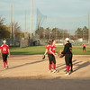 On Tuesday, Marine City Cardinal Mooney traveled to Royal Oak to take on the Shrine Knights. The Cardinals lost both games, 12-4 and 16-1.