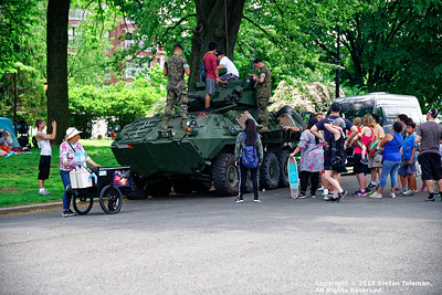 Marine Day - Prospect Park - May 26 2018