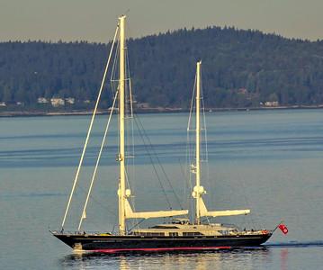 Firestone Family - Yacht Tamsen - August 2016