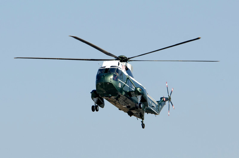 Marine One need to be fix.