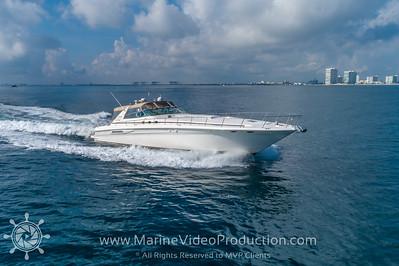 63' Sea Ray M/Y Daphne Express