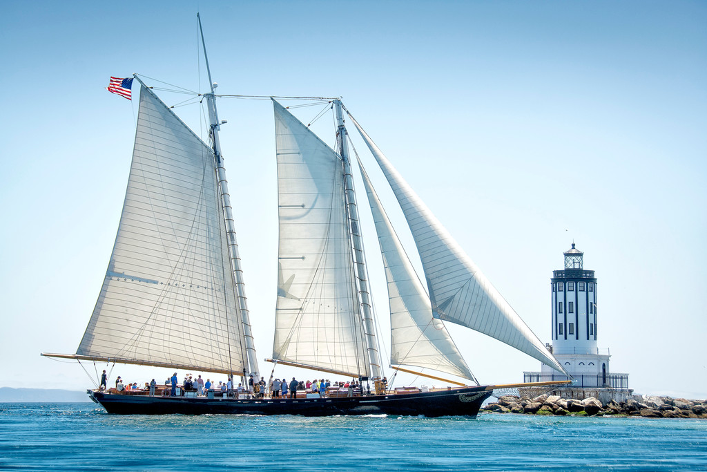 Classic Yachts and Yachting - USA