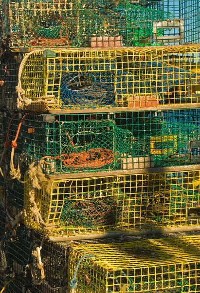 "Lobster Traps (""pots"")"