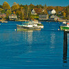 Boats in Harbor, Bernard, Maine