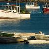 Boats in Harbor, Bernard, Maine