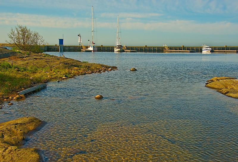 Thessalon Harbor, Thessalon, Ontario